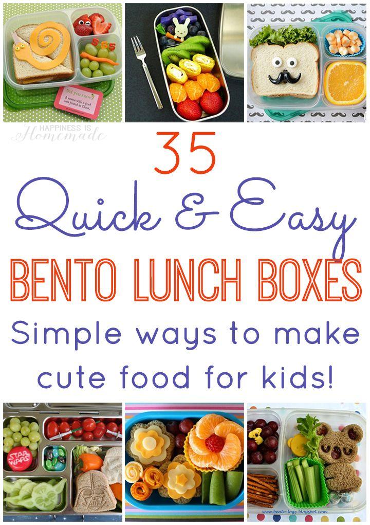 Best Cute Food Bentos Images On Pinterest Healthy Meals