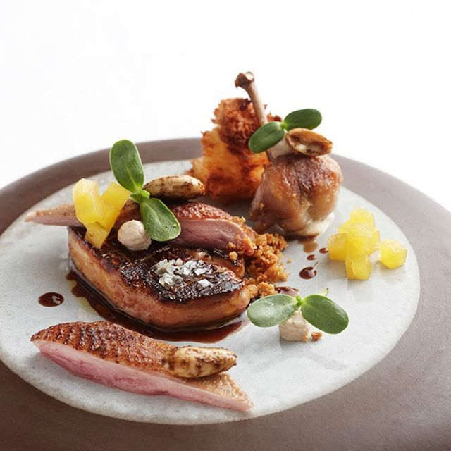 STUDIO W CITY GUIDE: CAPE TOWN | La Colombe is a Cape Town institution. Expect fine dining with unique pairings. @lacolombect is currently running a winter special not to be missed. : Claire Gunn  #studiowinspired #studiowlife #winterfood
