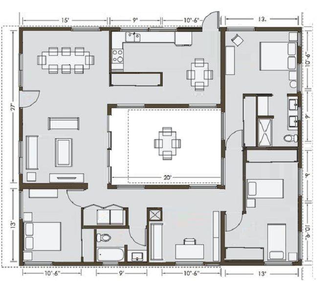 Modern Architecture House Floor Plans 726 best architecture images on pinterest | architecture, house