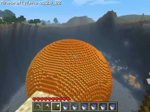 Minecraft - Earth Core