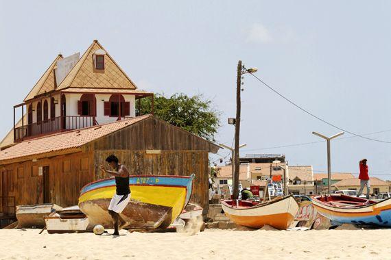 Santa Maria, Sal Kaapverdie, Cabo Verde