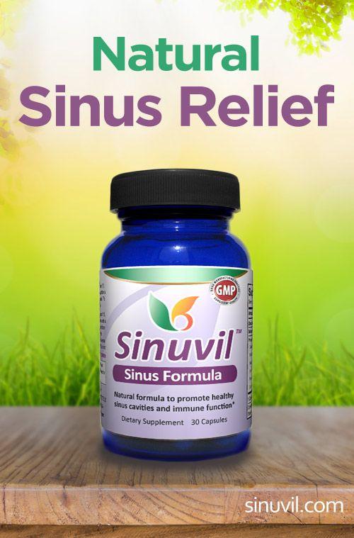 Sinuvil Sinus Treatment Kit #infection #sinusitis #remedies