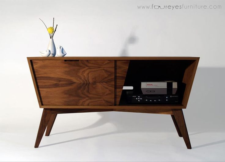 Bad Larry console by Four Eyes Furniture. Found on Design Milk