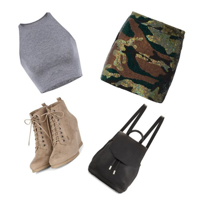 """""""Fun army outfit"""" by fashionlover0314 on Polyvore featuring Ashish and rag & bone"""