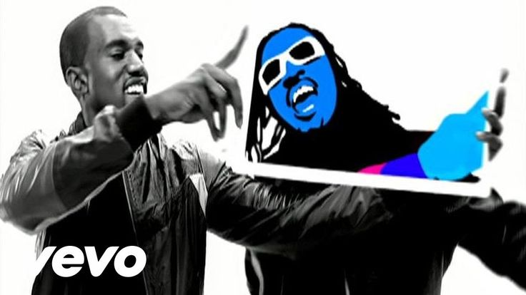Kanye West - Good Life ft. T-Pain ~~~ artwork idea