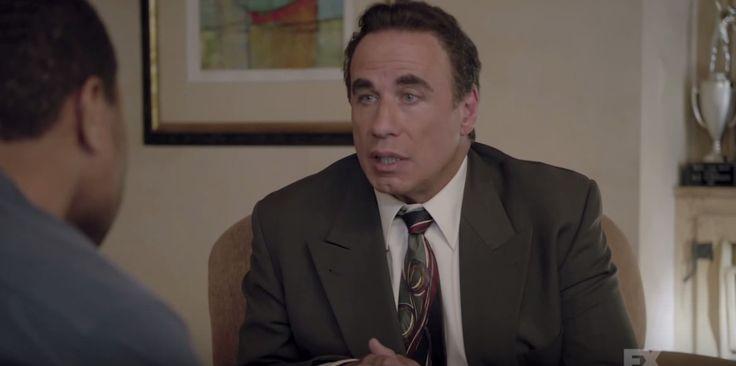 WATCH: John Travolta Stars in New 'American Crime Story: The People v. O.J. Simpson' Teaser