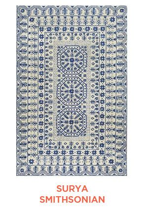 Rug Trend: Blue Hues | Rugs Direct + Becki Owens