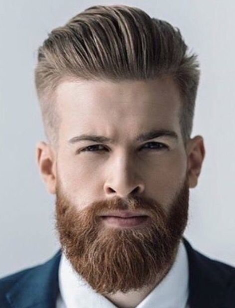 men's beard and haircuts