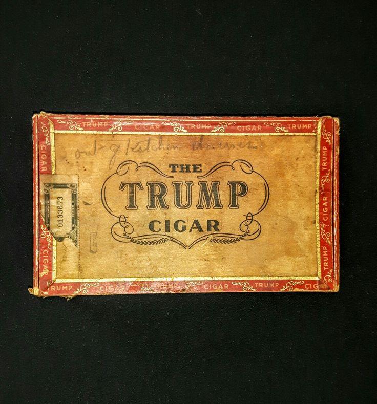 TRUMP cigar