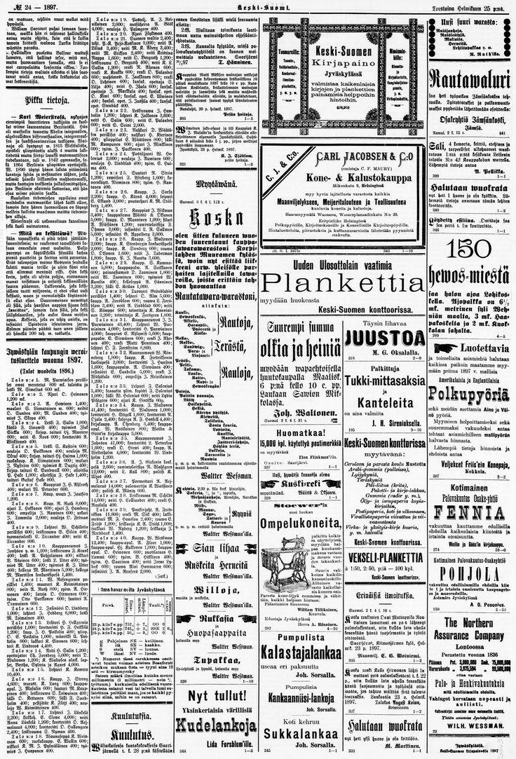 25.02.1897 Keski-Suomi no 24 - Sanomalehdet - Digitoidut aineistot - Kansalliskirjasto