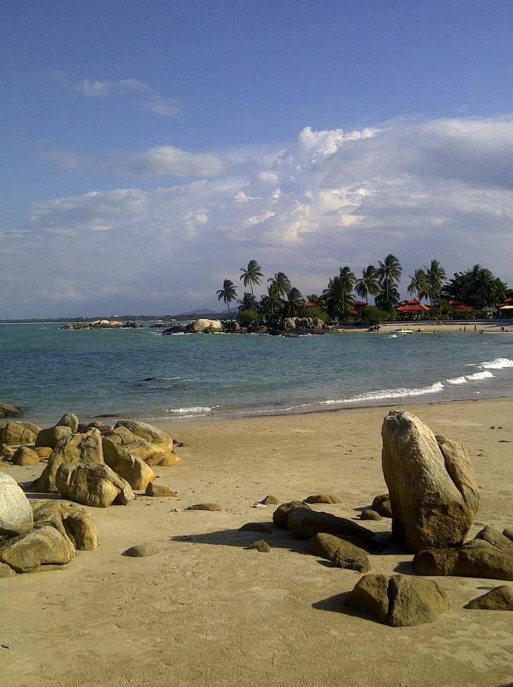Pantai Pasirpadi, Pangkalpinang, Bangka Belitung - Indonesia 15.46 3 Jul 11
