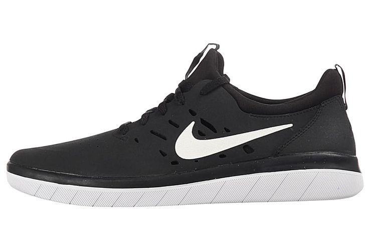 Nike SB NYjah Free - Baskets pour Homme - Noir   Nike, Nike sb ...