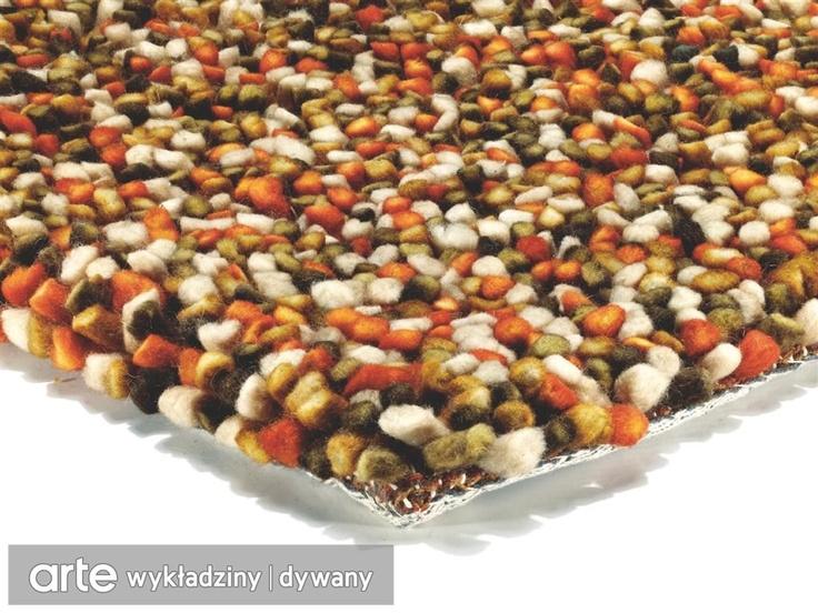 Dywan Tashen Red Green | 1 www.arte.pl