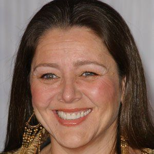HAPPY 57th BIRTHDAY to CAMRYN MANHEIM!! 3 / 8 / 2018 Primetime Emmy Award for Outstanding Supporting Actress in a Drama Series for her role as attorney Ellenor Frutt on the series The Practice. She also appeared on the show Ghost Whisperer. She worked at a hospital as a sign language interpreter.