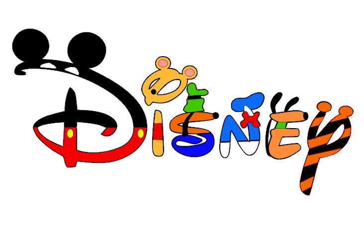 Disney Character Logo | Disney characters logo, Disney ...