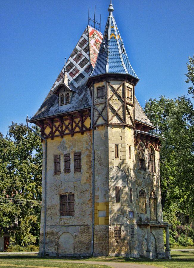Zamak na Paliću