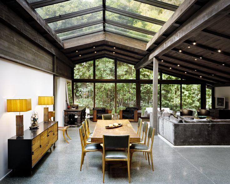 W Home Design Dell Anno Part - 22: Restoration Of Cliff May Designed House, Sullivan Canyon L.a.