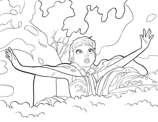 Coloring Book Frozen Download : 22 best frozen coloring pages images on pinterest