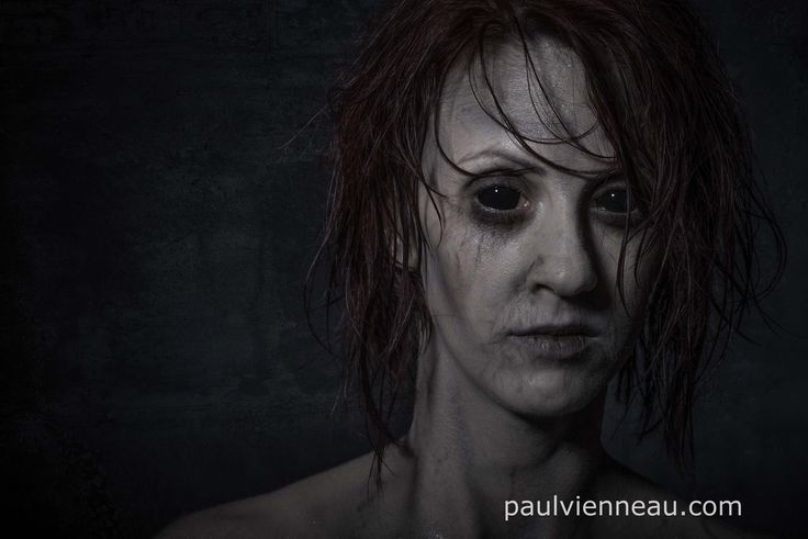 Great photography from Paul Vienneau  Makeup by Devo FX Model Megan Thompson