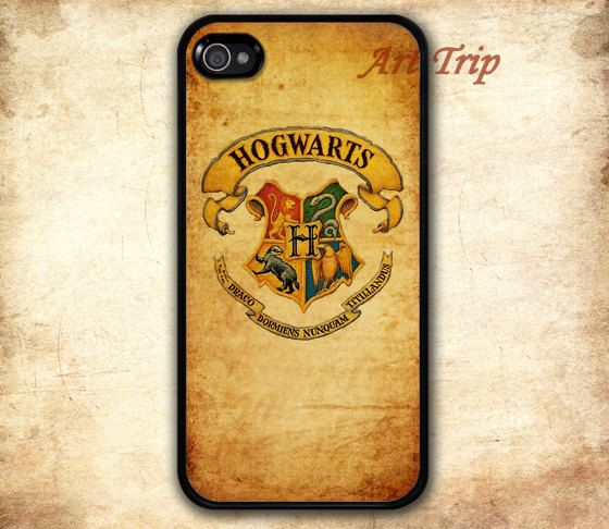 Harry Potter Hogwarts iPhone 4 case