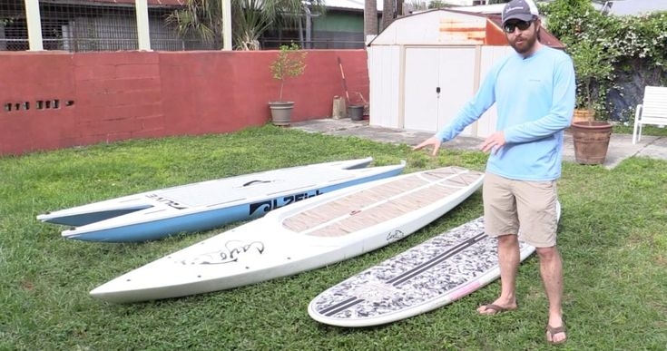 best paddle board for fishing