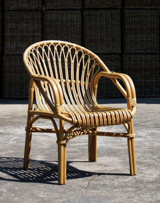 14 beste afbeeldingen van rieten stoel buitenleven for Tuinstoel rotan