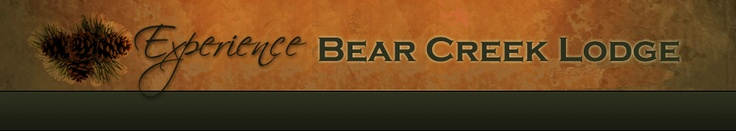 Bear Creek Lodge, Branson MO Absolute favorite B&B hands down! Want to go back some day. ~KB