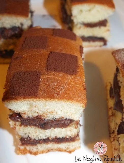 Le nostre Ricette: La mia merenda Pane e Ciok