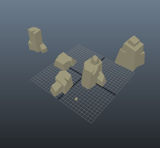 LOWPOLY (sub 1000~ triangle models) - Page 520 - Polycount Forum