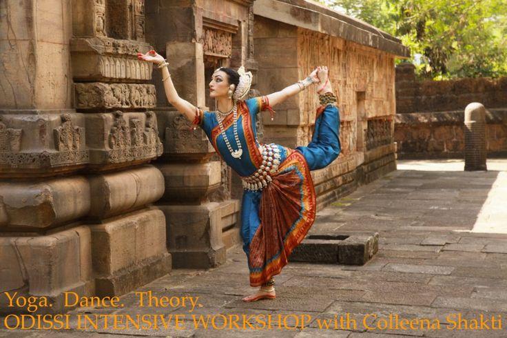 Colleena Shakti LONDON, UK: Odissi Classical Dance Workshop - NOV ...