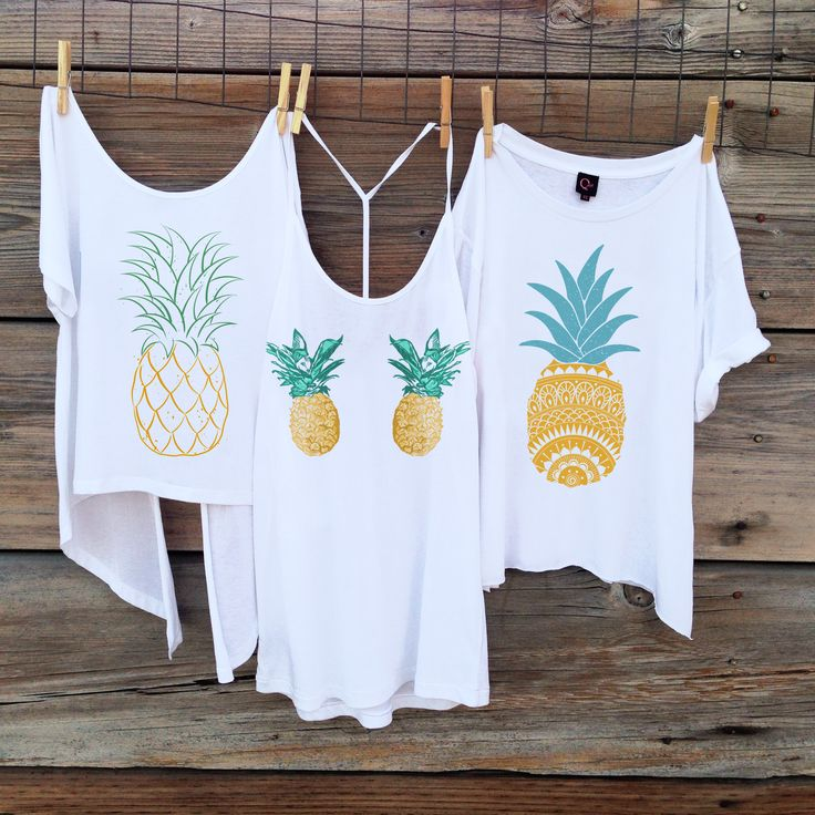 Pineapple Love <3 Customize on QTee.com
