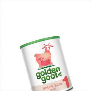 Bebek Sütü, GOLDEN GOAT 1 KEÇİ SÜTÜ (400g)