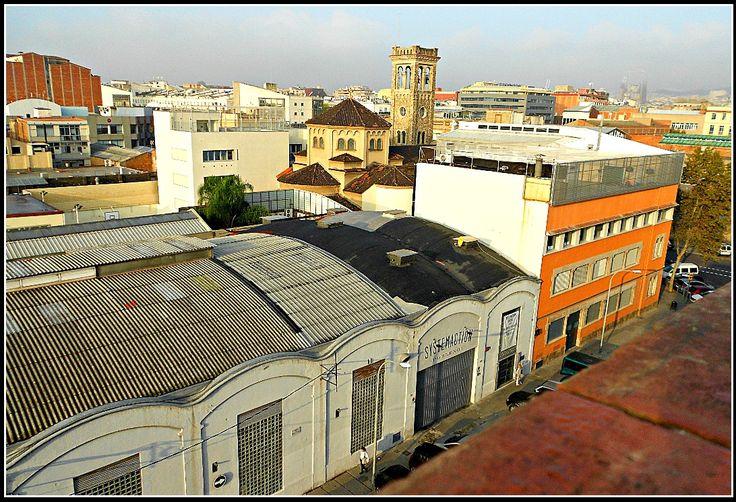 La fàbrica 'Sant Antoni' (aquí s'aprecien dues de les voltes originals de la coberta) va ser una de les grans productores de gel amb 30.000 kg diaris.