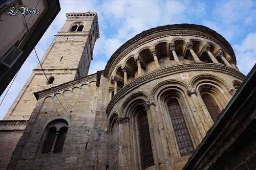 https://flic.kr/p/Pj93AB   Autumn in Bergamo   Basilica di Santa Maria Maggiore (Bergamo, Città alta) 14.11.2016