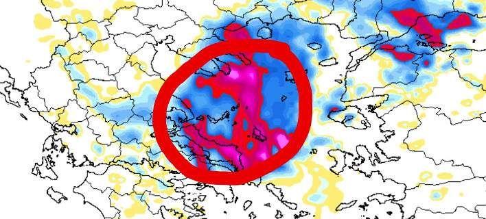 Καλλιάνος για αλλαγή καιρού: Θα πέσουν εκατοντάδες κεραυνοί -Ποιες περιοχές θα πλήξουν οι ισχυρές καταιγίδες