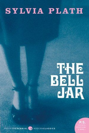 The Bell Jar - Sylvia Plath. I know this one is supposedly very depressing and dark. I have read it three times now and I find it beautiful.