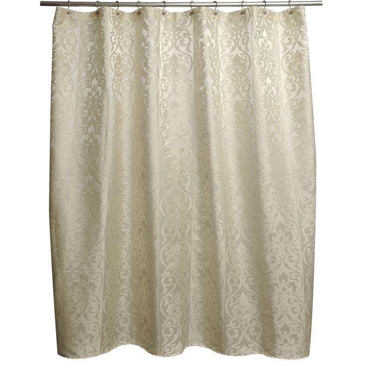 Brown And Cream Shower Curtain. Furla Damask Cream Shower Curtain  Overstock Shopping Great Deals on Curtains Best 25 shower curtains ideas Pinterest Tan