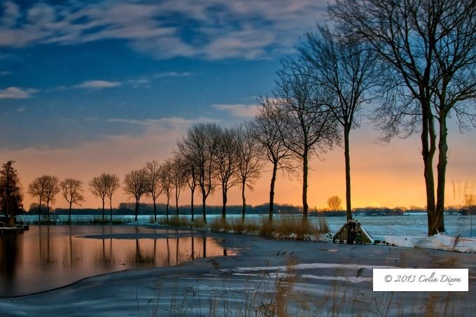 Winter Glow - Brielle .Holland