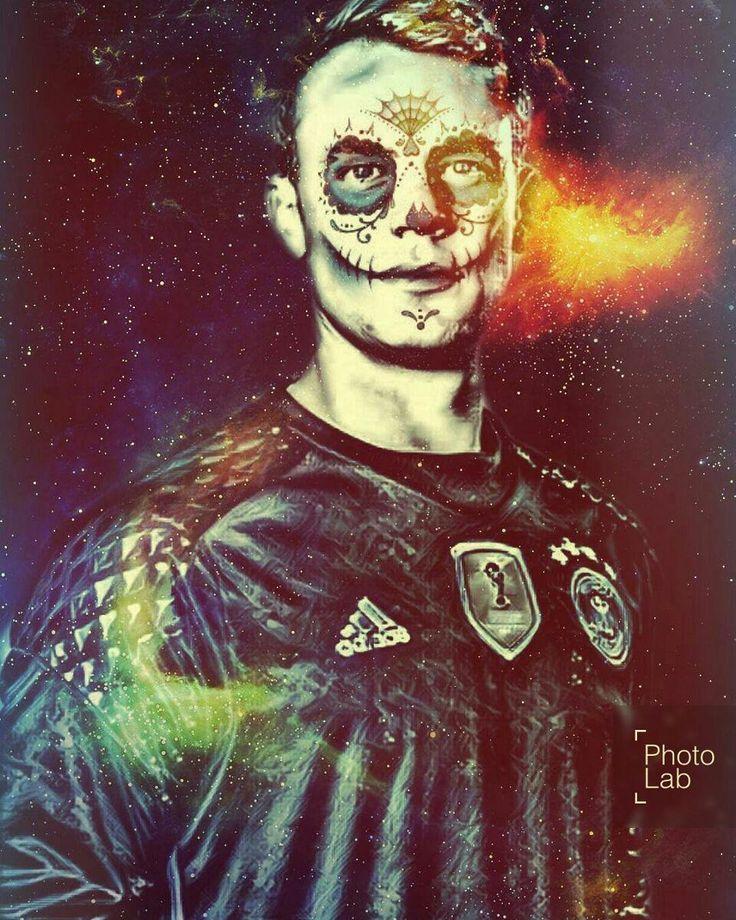 """560 kedvelés, 8 hozzászólás – Manuel Neuer (@neuer_warrior) Instagram-hozzászólása: """"#Halloween🕯🎃. #ManuelNeuer #Neuer #ManuMyHero #LoveManu #neuerwarrior #neuerthewall #MyWarrior…"""""""