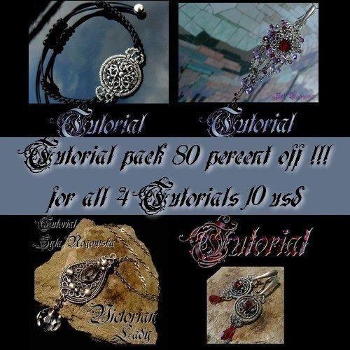 80 OFF BIG PROMOTION  one week Jewelry Tutorial by BraceletsWorld, $10.00