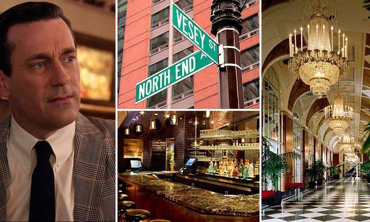 How to drink like Don Draper: NYC guide inspired by Madison Avenue men http://dailym.ai/RoLrGv