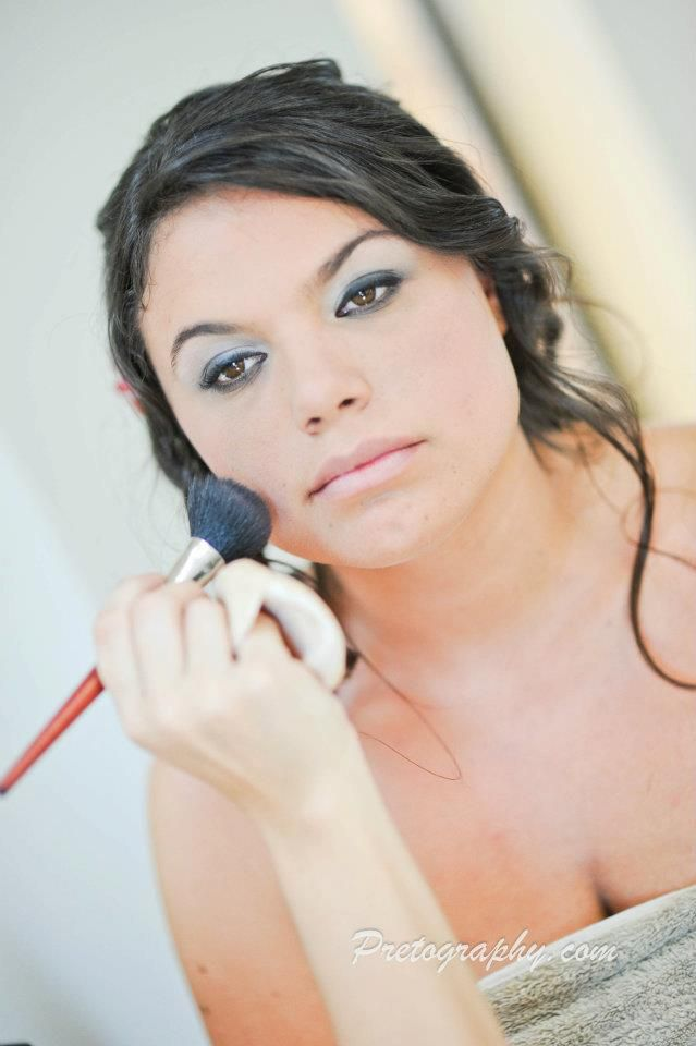 Soft smokey eye Make-up done By Yolandie - Hair & Make-up Artist