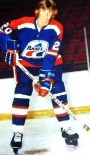 Wayne Gretzky's first pro team WHA's Indianapolis Racers 78'-79'