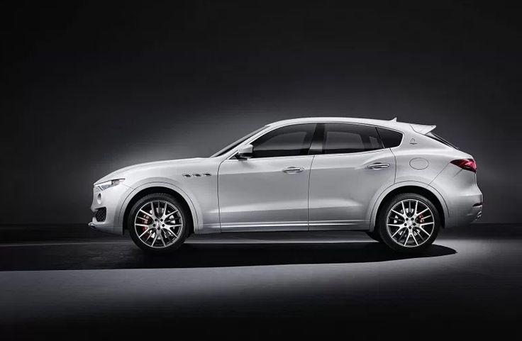 New 2018 Maserati Levante GTS