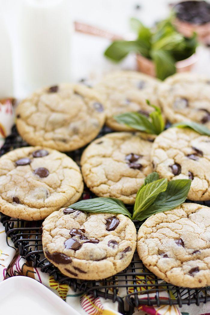 Nane ile çikolatanın uyumuna bir kez daha aşık edecek bir lezzet! Tazecik nane tutamlarının tereyağına yaydığı o muhteşem aroma kurabiye h...
