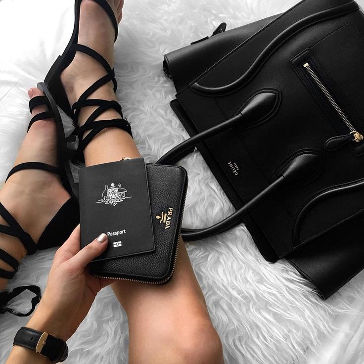 Celine Mini Luggage  / Instagram: From Luxe With Love