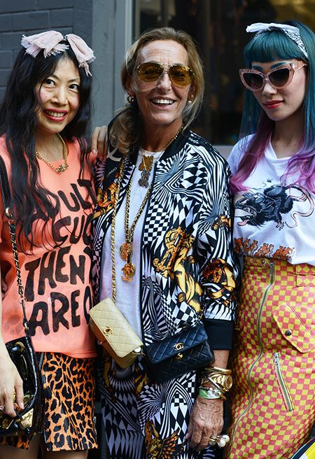 Spring 39 14 London Fashion Week Street Style Photos By