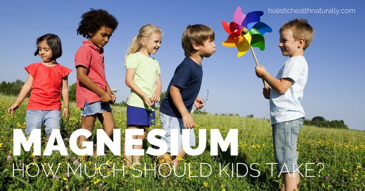 It's not just adults who get anxious because of magnesium-deficient diets. Our children are also susceptible when their favorite foods are magnesium-deficient hot dogs, pizza, and soda. The stress in...