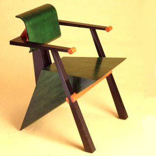 Chairs - Smokers Bow by Fred Baier, Furniture at Commission a Craftsman