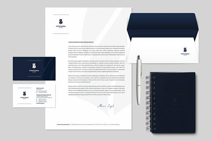 FÉMFORG identity design by @Dekoratio Brand Studio